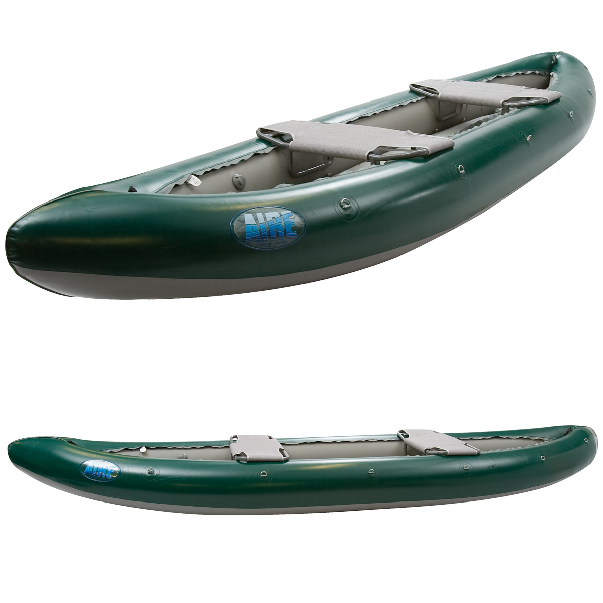 Traveler Inflatable Canoe by