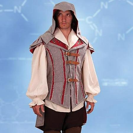 Assassins Creed II Ezio Costume Doublet Adult