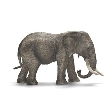 Schleich African Female Elephant Toy Figure (Schleich African Elephant)