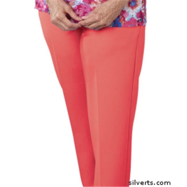 Silverts 230511907 Arthritis Adaptive Pants With Cloth Ti...
