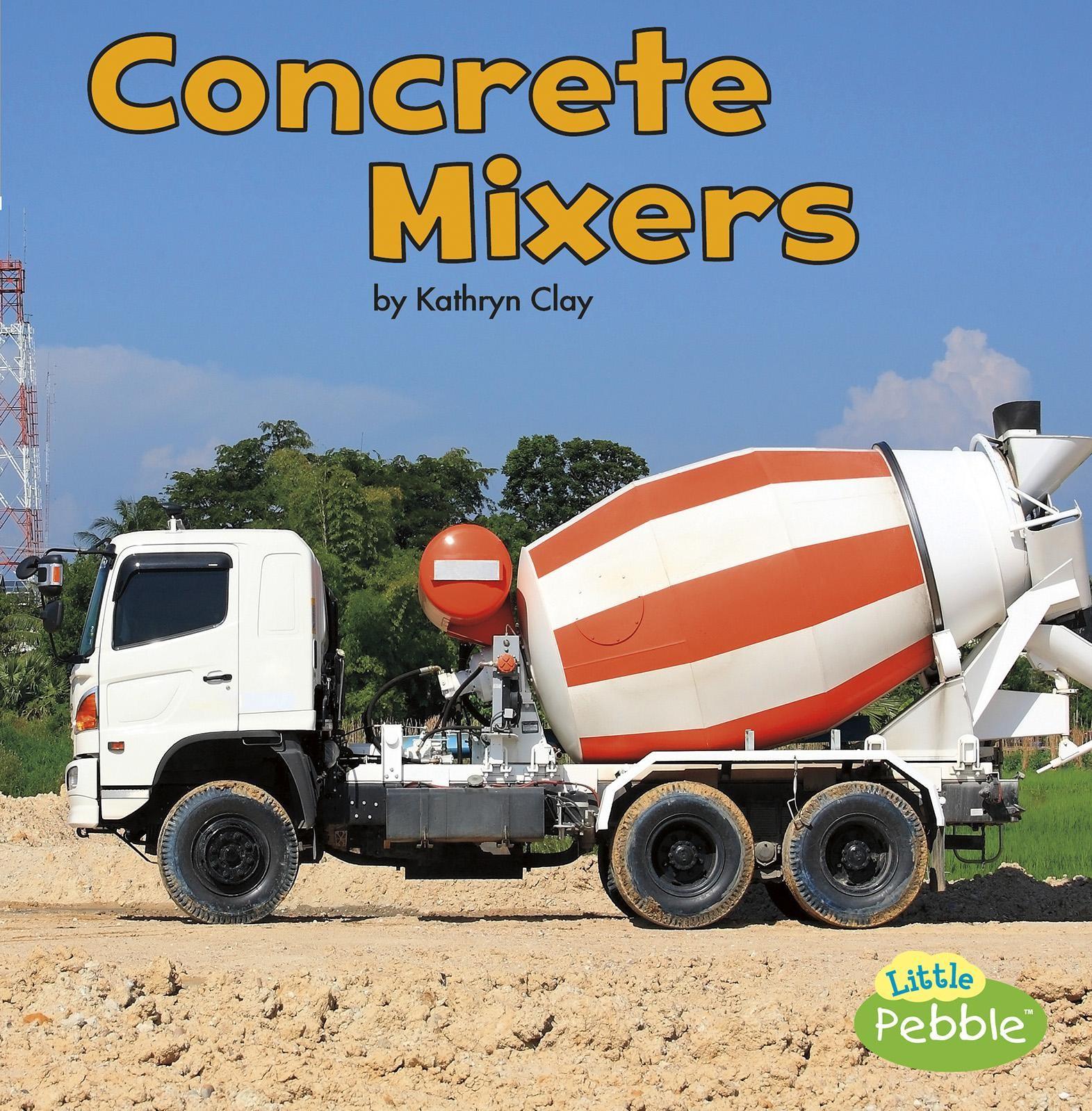 Concrete Mixers by Capstone