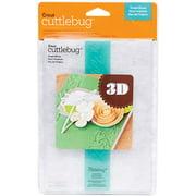 "Cuttlebug 5""x7"" 3d Embossing Folder/bord"
