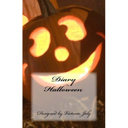 Diary Halloween: Original Design 1 (Halloween Design)