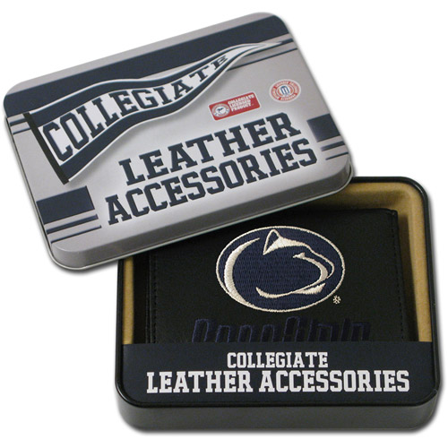 NCAA - Men's Penn State Nittany Lions Embroidered Trifold Wallet