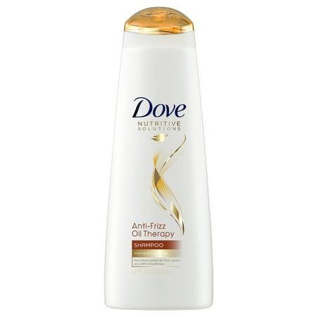 Anti Viral Therapy - Dove Nutritive Solutions Anti-Frizz Oil Therapy Shampoo, 12 oz