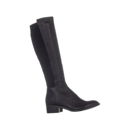 Kenneth Cole New York Levon Block Heel Boots, Black - image 4 de 6