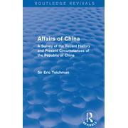Affairs of China - eBook