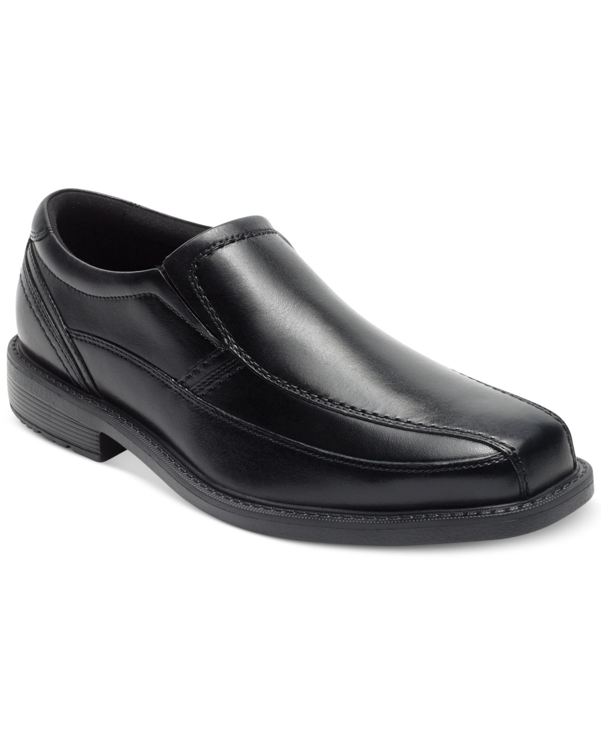 Rockport Men&Rsquo;S Style Leader 2 Bike Toe Slip On- Extended Widths Available by