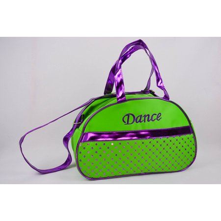 1PerfectChoice Dance Duffle Bag Embroider