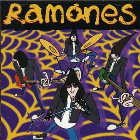 GREATEST HITS LIVE [THE RAMONES] [CD] [1 DISC]