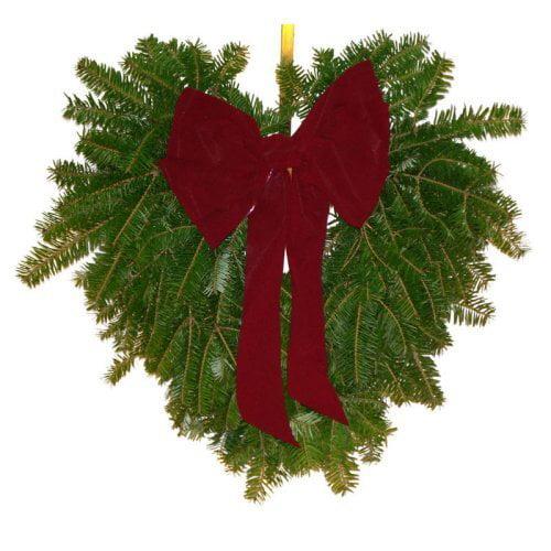 Wreath Factory Heart