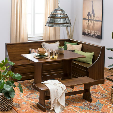 - Belham Living Denton Dining Nook with Storage
