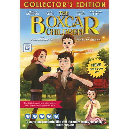 Whittle Boxcar - The Boxcar Children DVD and Book Set