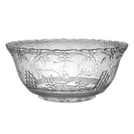 Fineline Settings, Inc Platter Pleasers 8 qt. Punch Bowl (Set of - Punch Bowl Set
