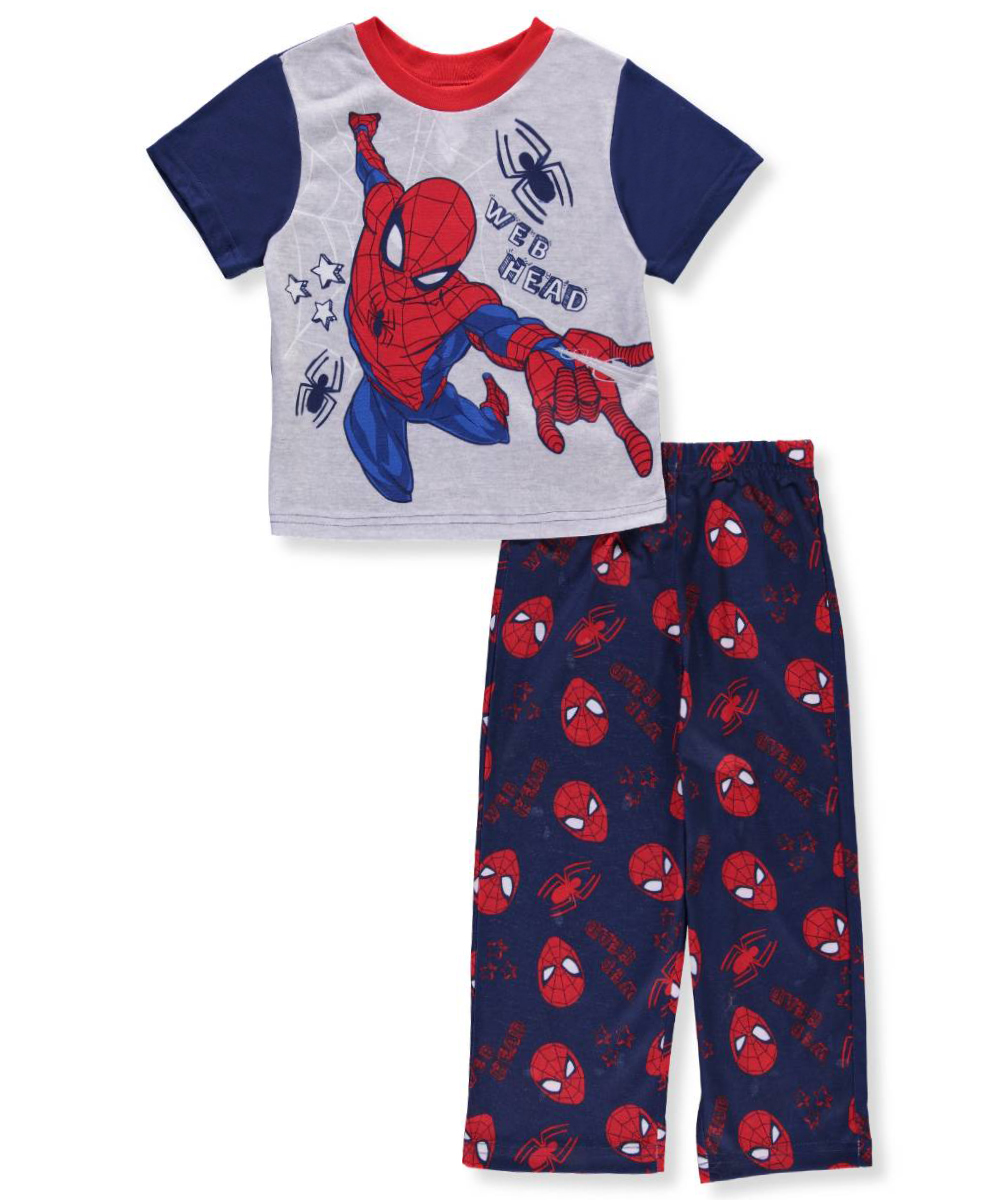 Spider-Man Baby Boys' 2-Piece Pajamas