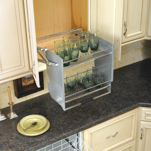 pull down kitchen cabinets rev a shelf pull shelving system walmart 24966