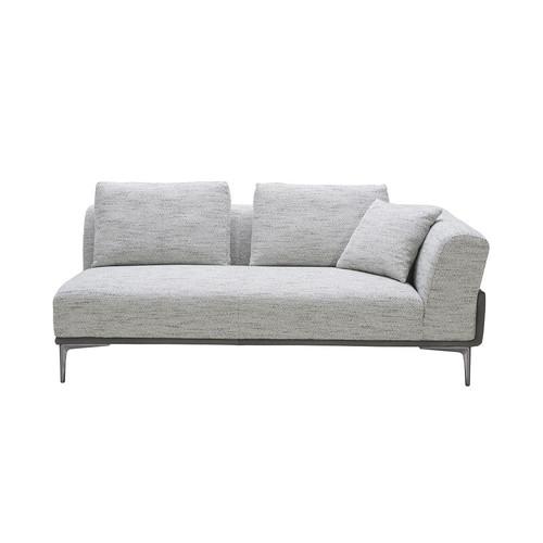 Ju0026M Furniture Premium Luna Right Chaise Lounge  sc 1 st  Walmart : chaise lounge walmart - Sectionals, Sofas & Couches