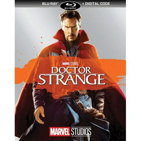 Doctor Strange (Blu-ray) (Halifax The Inevitability Of A Strange World)
