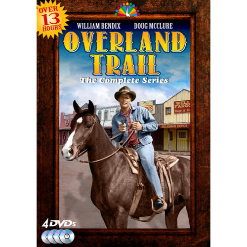 Overland Trail: The Complete Series - 17 Classic Episodes (Full Frame)