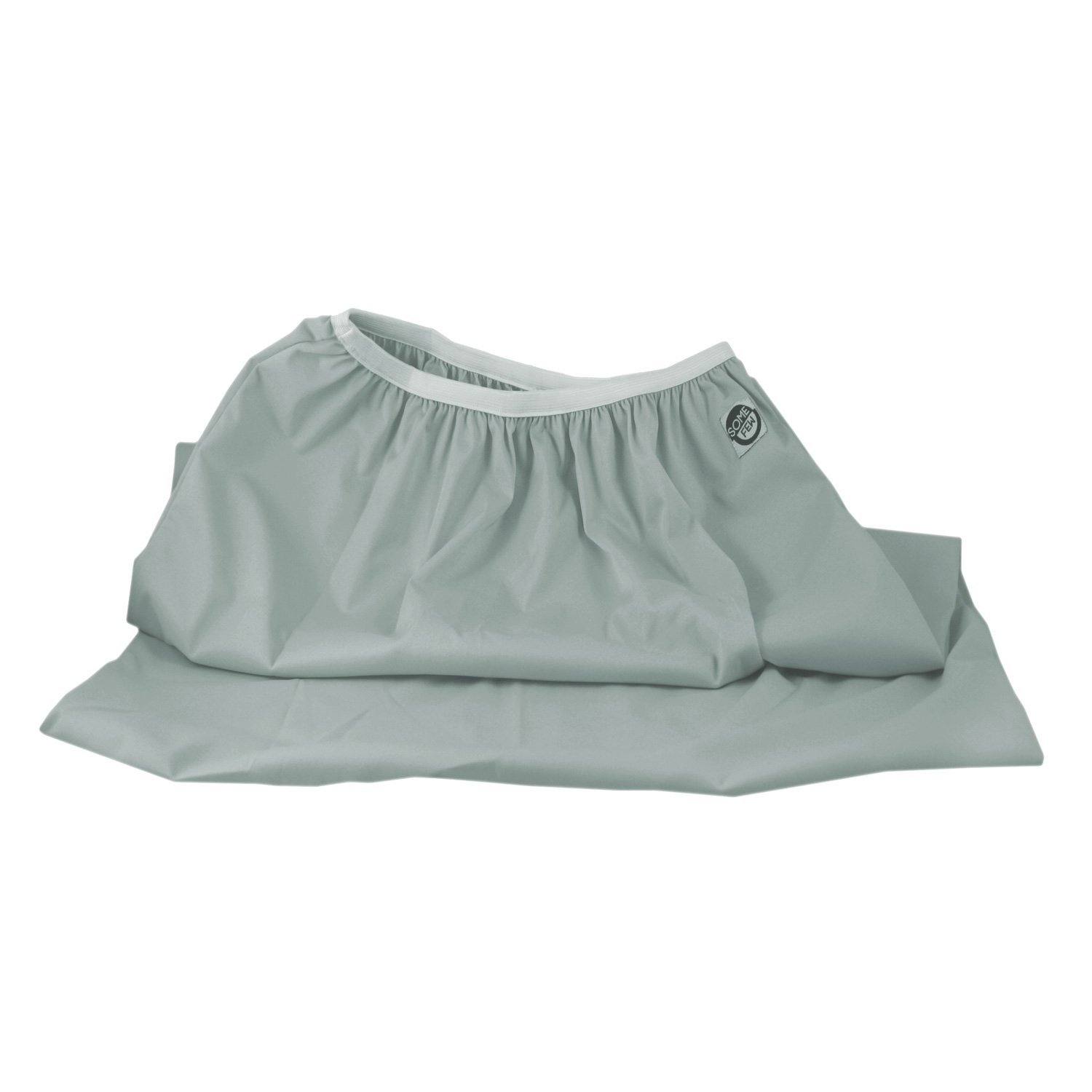 Waterproof Reusable Diaper Pail Liner (Grey) by Some Few