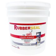 Rubberseal Liquid Rubber 2 Gallon White