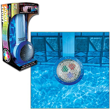 Nightlighter Multi Colored Light For Above Ground Pools