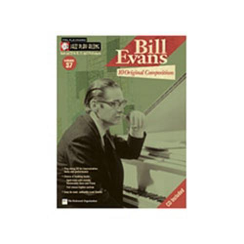 Hal Leonard Bill Evans 10 Original Compositions (C by