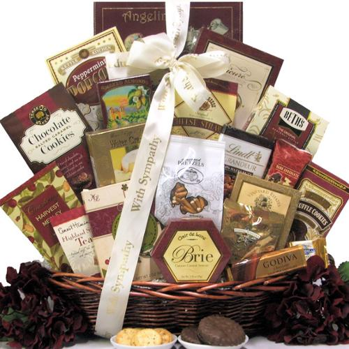 GreatArrivals.com Gift Baskets Great Arrivals Our Sincere ...