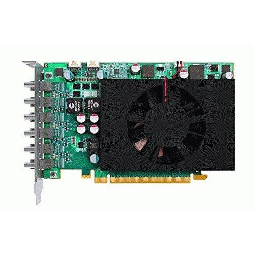 Matrox C680 Six-Output Graphics Card 4Gb Full-Height, Pcie X16 Six-Output Graph by MATROX GRAPHICS