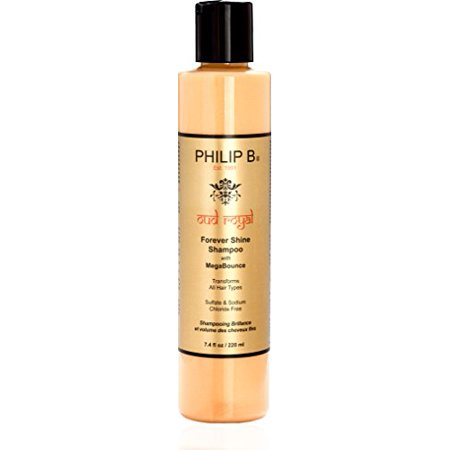 Philip B Royal Forever Shine Shampoo With Megaboz 7 4 Oz