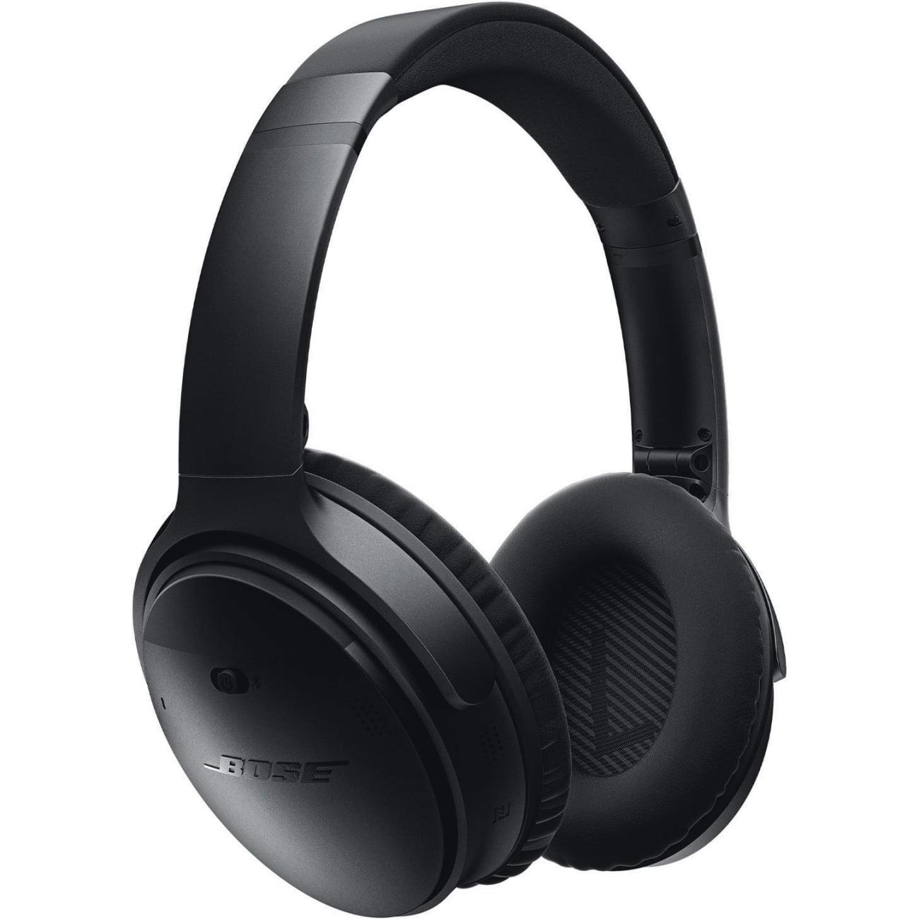 Bose QuietComfort 35 Wireless Headphones Black by Bose