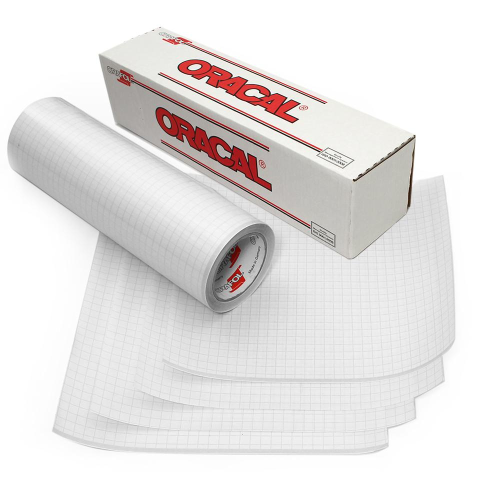 Oracal Transfer Tape - 6 Sizes Available