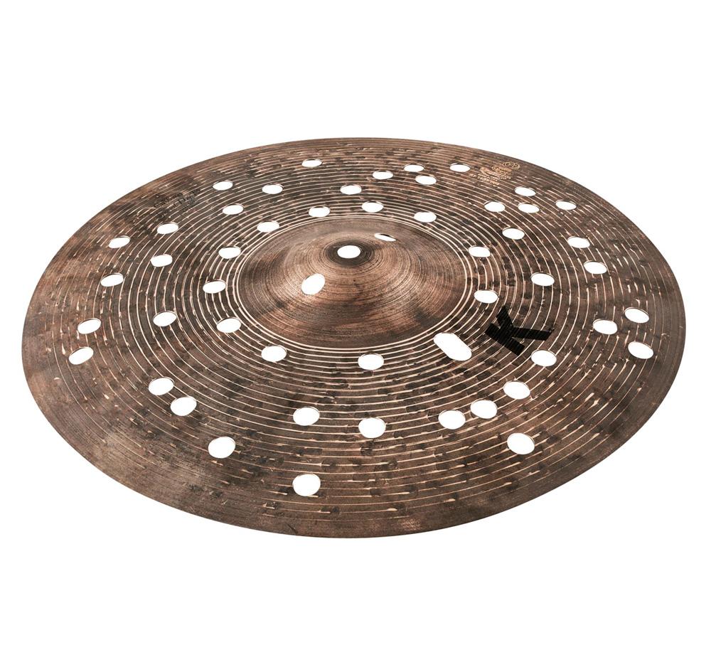 "Zildjian K1411 K Custom Special Dry FX 14"" Hi Hat Cymbal Top ONLY Brand New! by"
