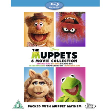 Muppets Halloween Film (The Muppets Movie Collection 6 Films)
