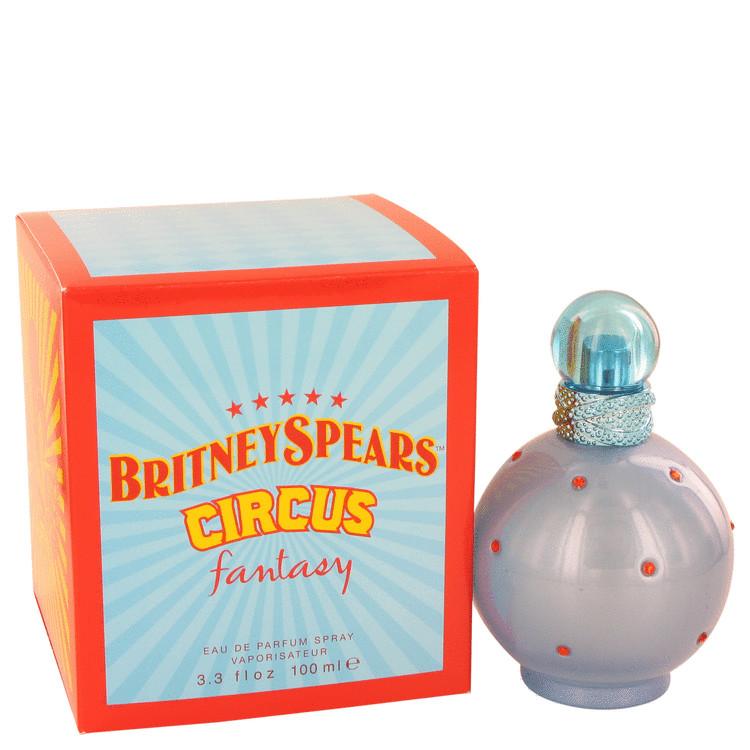 Britney Spears Circus Fantasy Eau De Parfum Spray for Women 3.3 oz