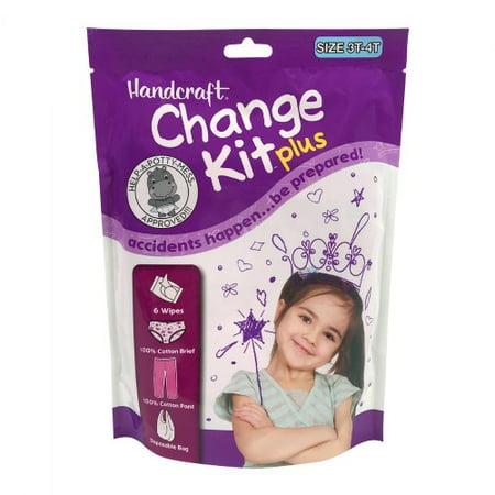 Change Kit Plus for Girls - Set of 3 (Girls Kilt Outfits)