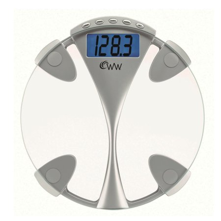 Weight Watchers by Conair Glass Memory Electronic