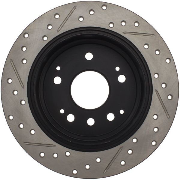 Rides2Racers StopTech Sport Drilled/Slotted Disc 2004-2008