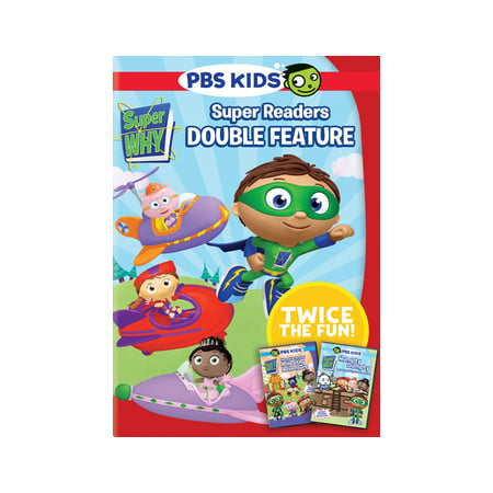 Super Why: Hansel & Gretel / Humpty Dumpty (DVD) - Super Why Halloween Dvd