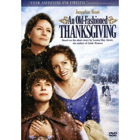 An Old-Fashioned Thanksgiving (DVD)