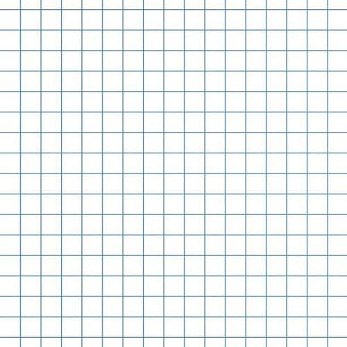 schoolsmart bond graph paper 16 lb 8 5 x 11 white 500 sheets