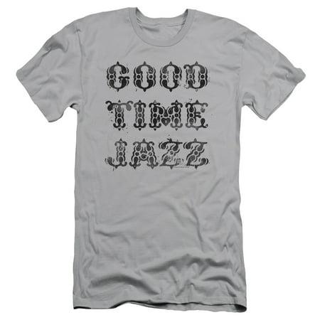 Good Time Jazz Gtj Vintage Mens Slim Fit Shirt