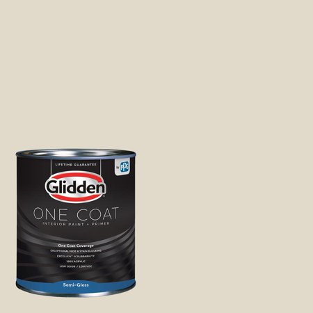 Antique White, Glidden One Coat, Interior Paint and Primer