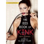 Big Book of Kink: Sexy Stories (Paperback)
