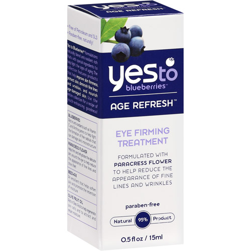 Yes To Blueberries Age Refresh Eye Firming Treatment, .5 oz