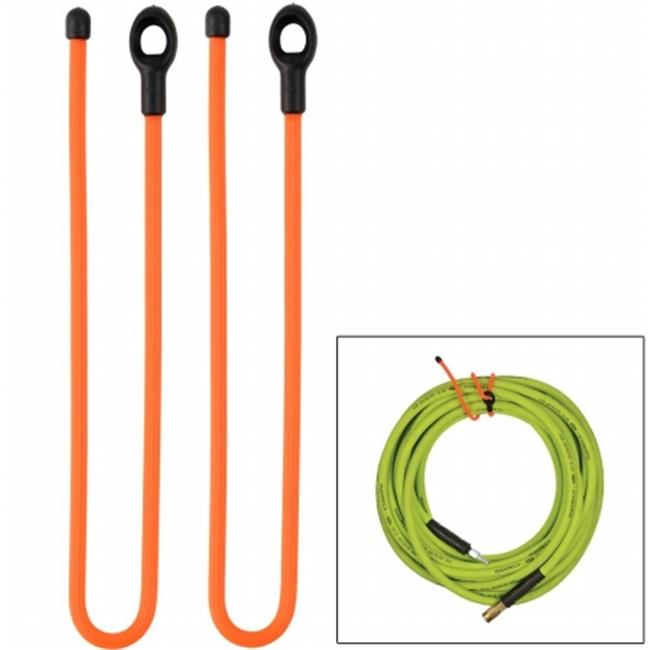Nite Ize GLL24-31-2R6 24 in. Gear Tie Loopable Twist Tie - Bright Orange
