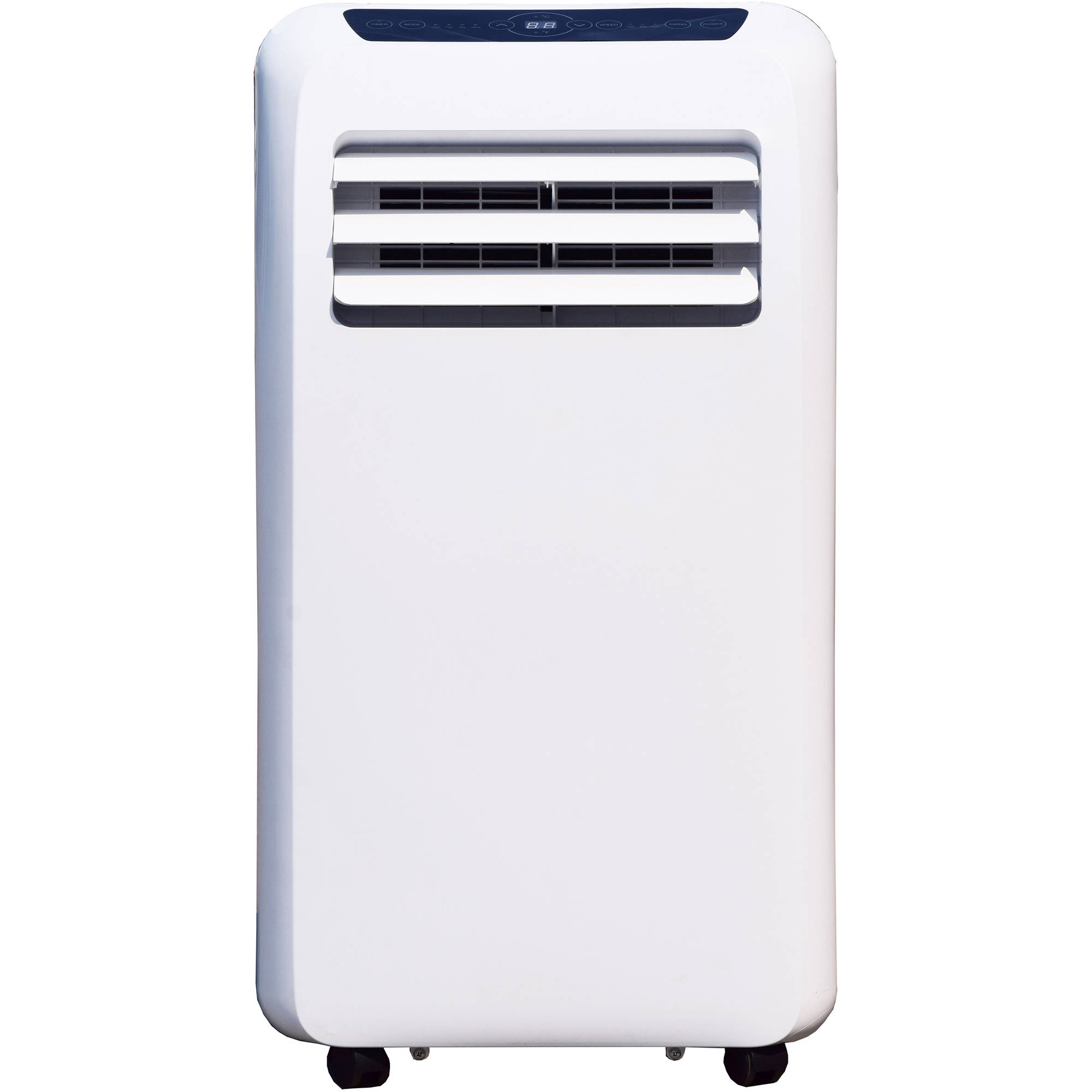 """CCH YPF2-12C 12,000-BTU 3 in 1  """"New Compact Design"""" Portable Air Conditioner, Fan and Dehumidifier with Remote Control"""