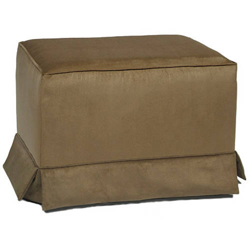 Little Castle Enchanted Gliding Ottoman with Skirt
