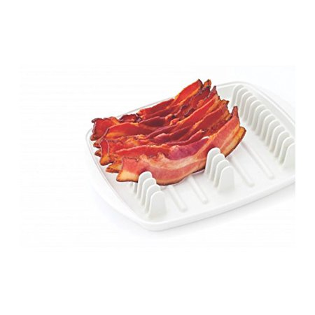 Hic harold import co 48300 hic assorted colors joie for Decor bacon cooker