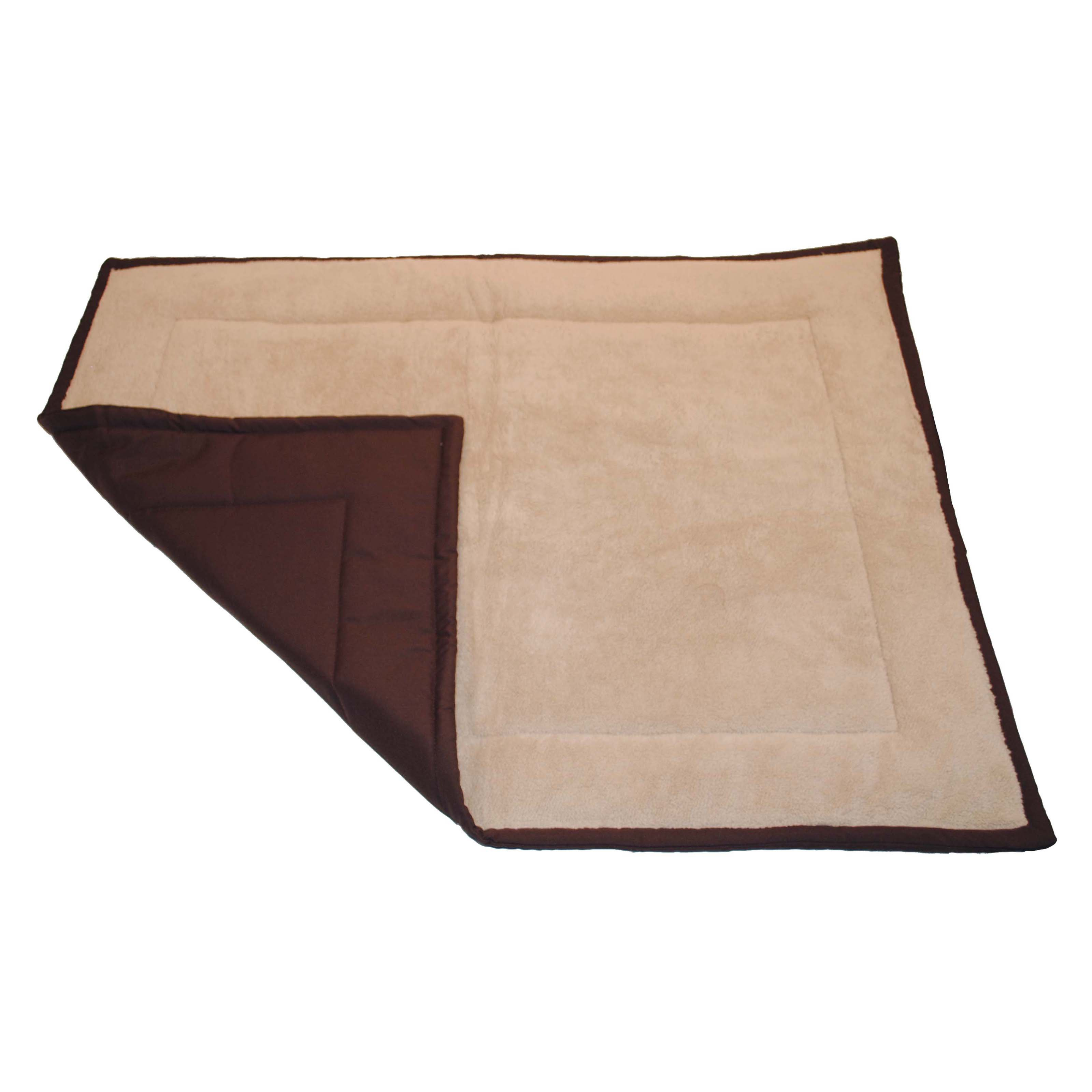DMC Quilted Pet Throw